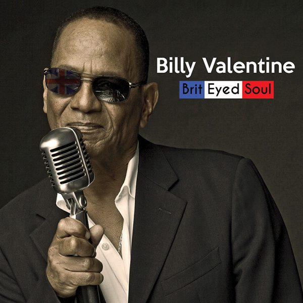 Billy Valentine Releases New Album Of Unique Covers