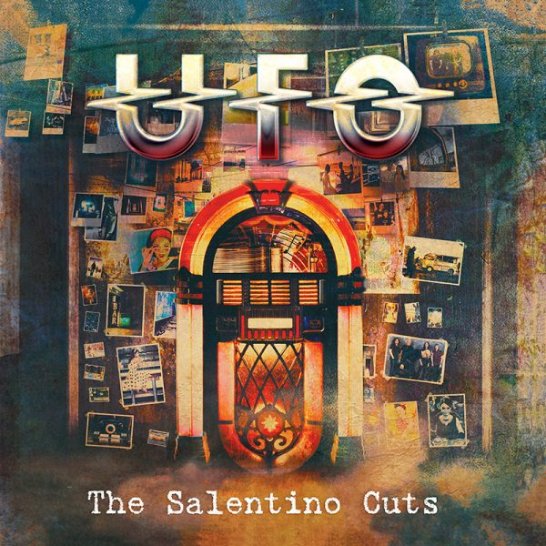 "British Rock Legends UFO To Release First Ever Covers Album ""The Salentino Cuts"""