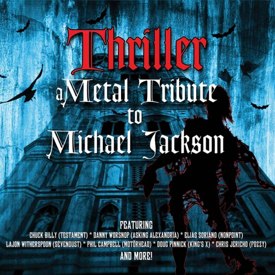 """Thriller"" A Metal Tribute to Michael Jackson"
