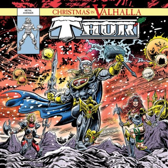 Thor - Christmas in Valhalla