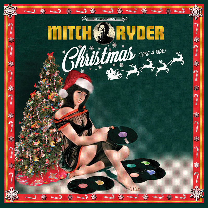 Mitch Ryder - Christmas (Take a Ride)