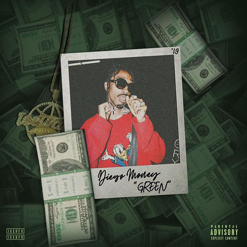 Diego Money - Green