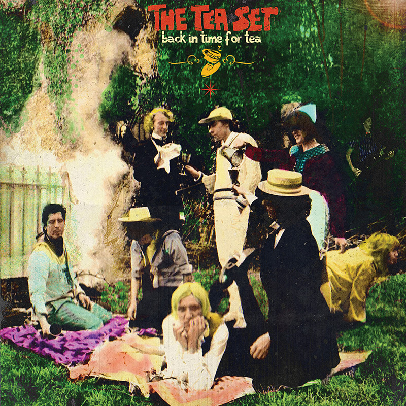 UK Post-Punk Band The Tea Set Release Singles Compilation, Share Video For New Song