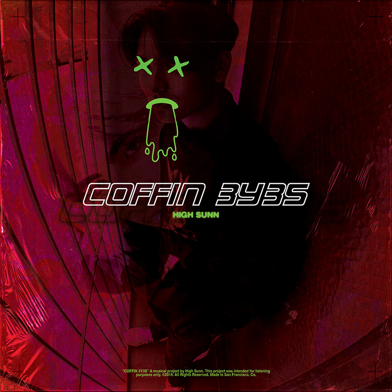 HIGH SUNN – COFFIN EYES