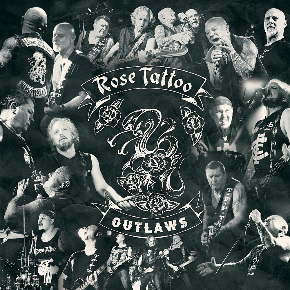 Rose Tattoo - Outlaws