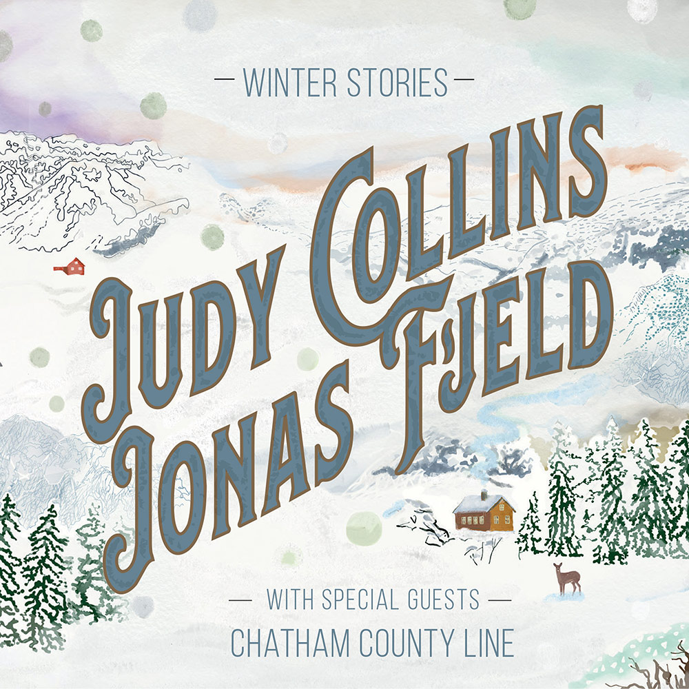 Judy Collins & Jonas Fjeld - Winter Stories