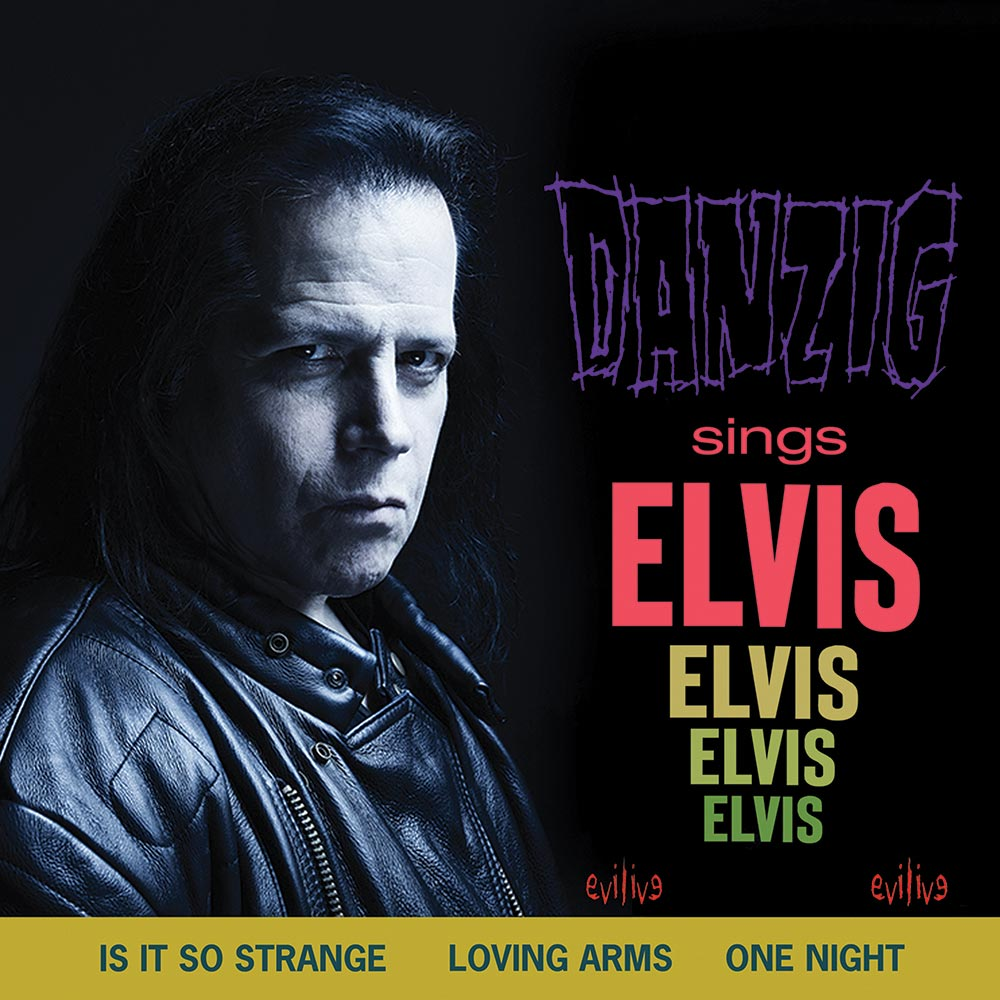 Danzig Finally Sets Release Date for Elvis Presley Covers Album (April 17th)