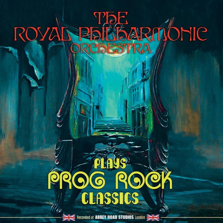 The World's Leading Orchestra Joins Prog Rock Superstars For An Epic Album Of Symphonic Adventure!