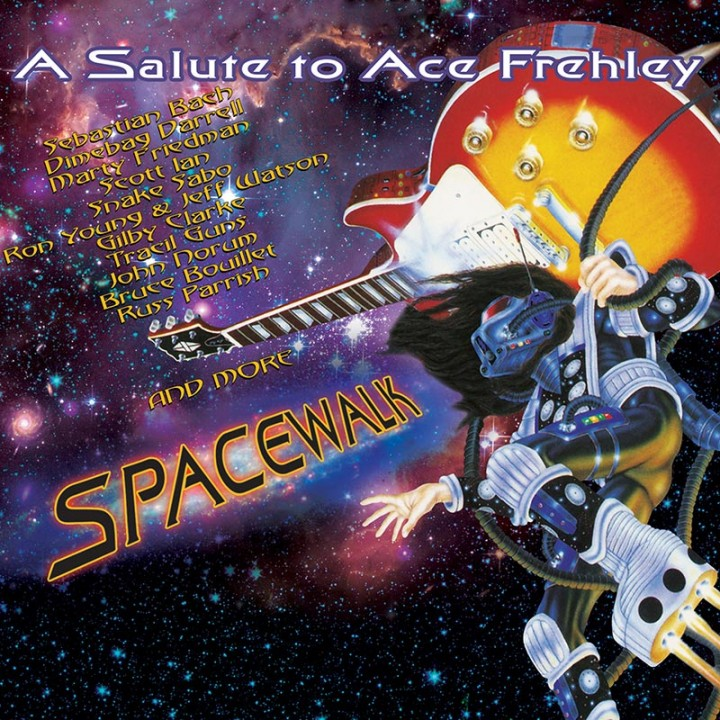 A Salute To Ace Frehley - Spacewalk