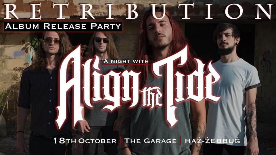 Align the Tide Album Release Party