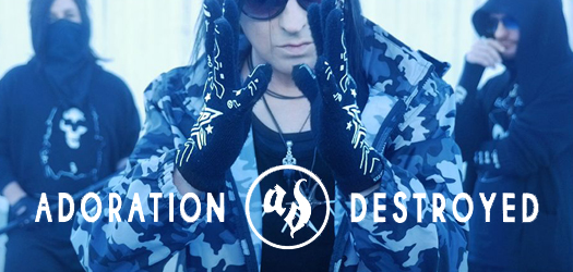 Adoration Destroyed covers Billie Eilish hit on upcoming EP