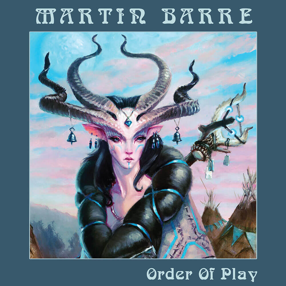 Martin Barre - Order of Play