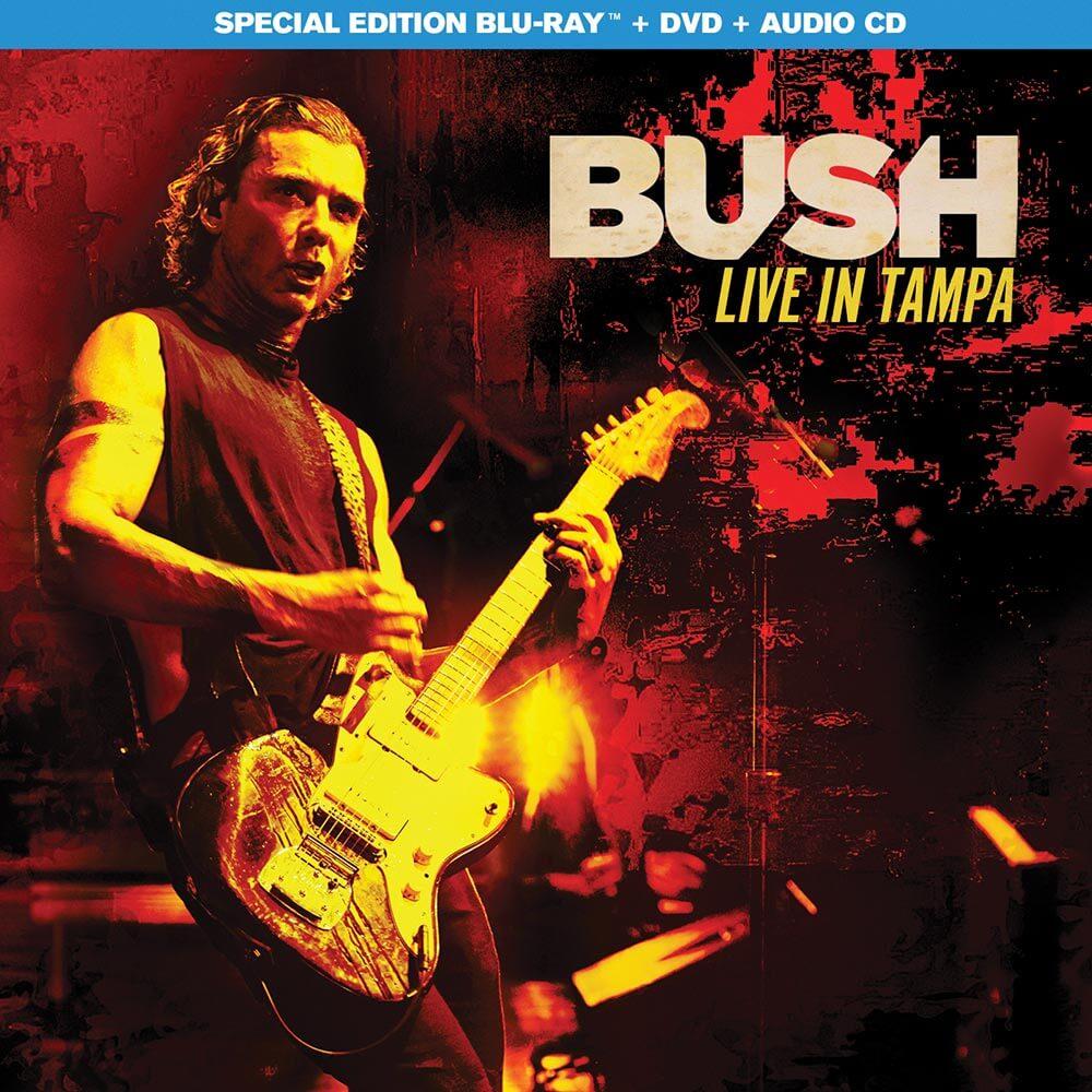 Bush - Live in Tampa