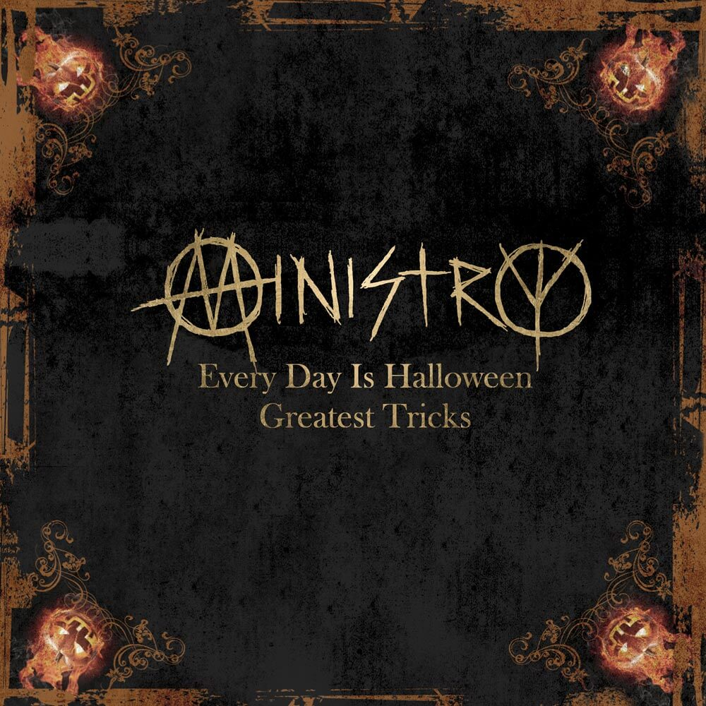 Ministry - Everyday Is Halloween - Greatest Tricks