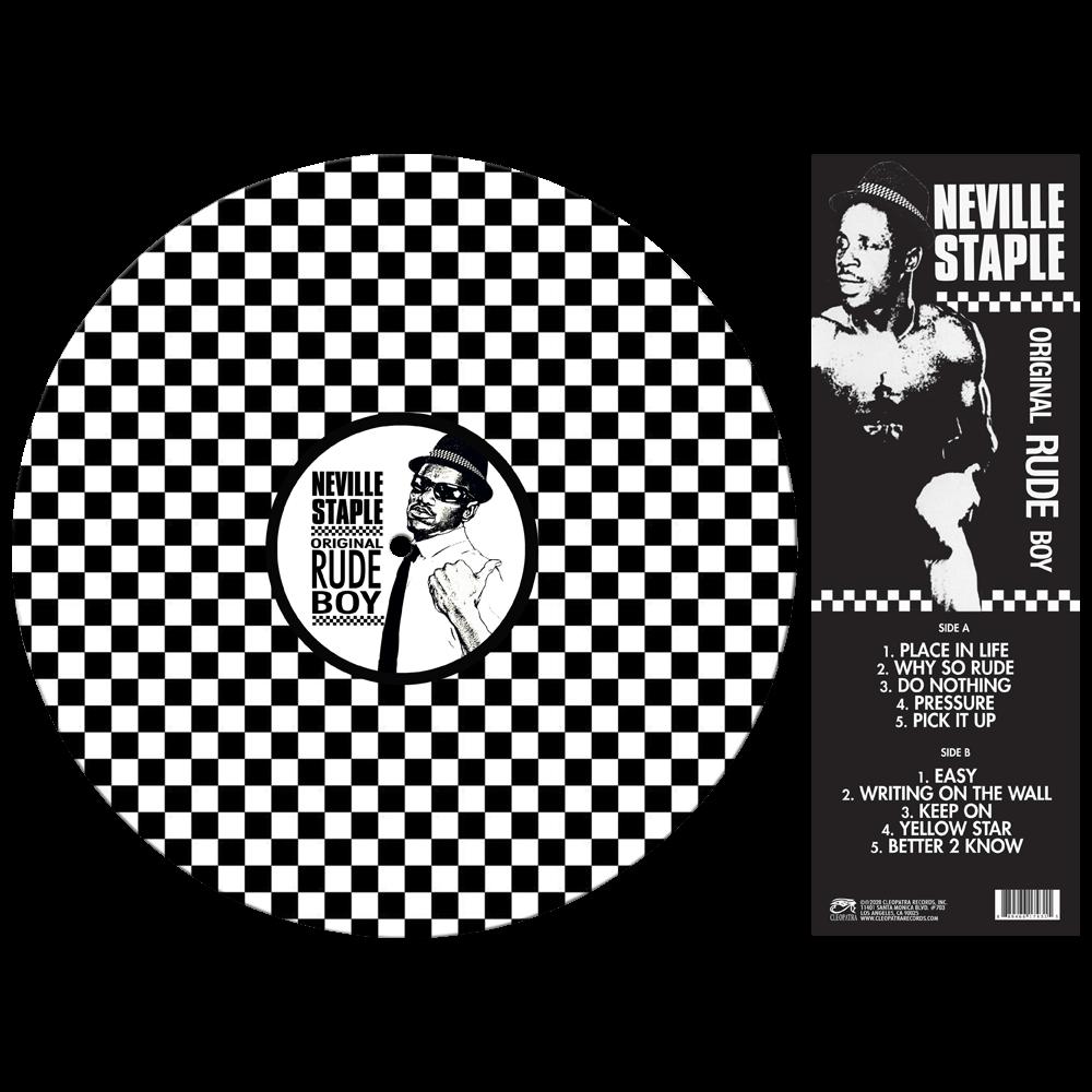 Neville Staple - Original Rude Boy