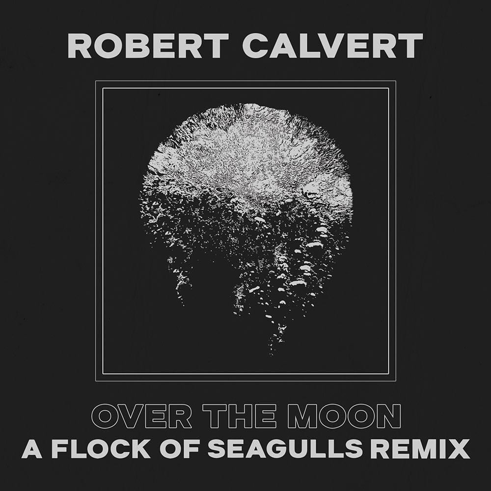 Robert Calvert - Over The Moon (A Flock Of Seagulls Remix)