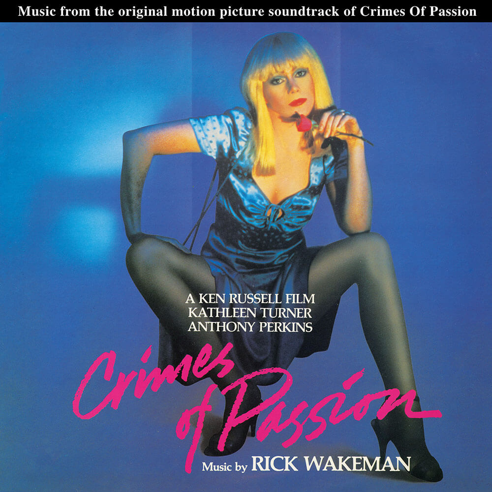 Rick Wakeman - Crimes of Passion (Soundtrack)