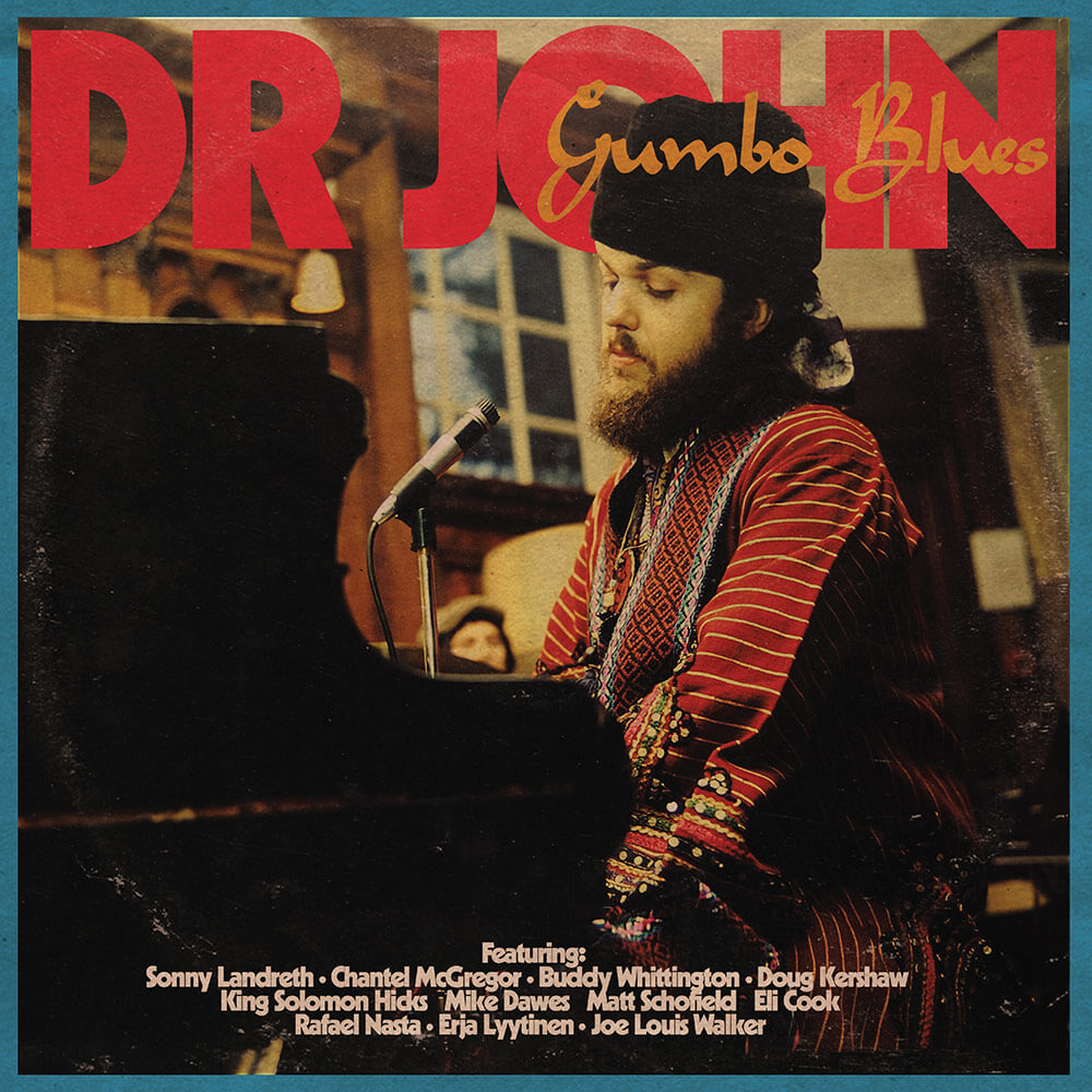 Dr.John - Gumbo Blues