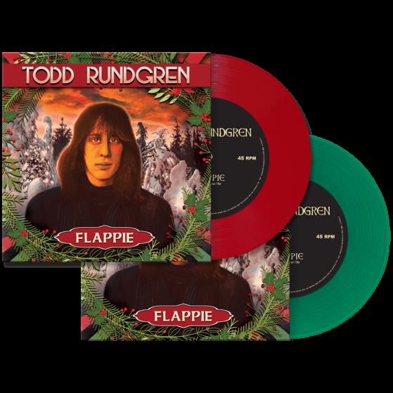 Todd Rundren - Flappie