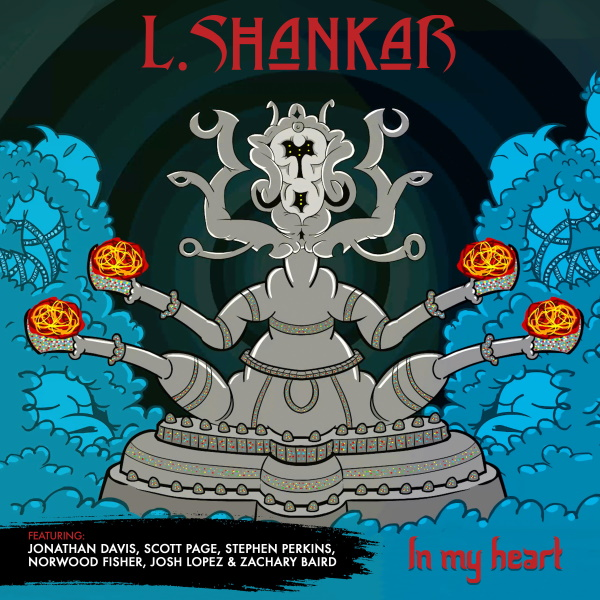 L Shankar - In My Heart