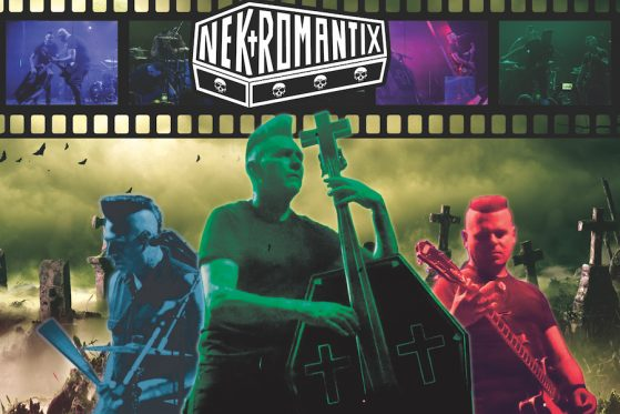Concert Film 'Nekromantix: 3 Decades of Darkle' Due on Blu-ray Combo Pack Oct. 11 From MVD and Cleopatra