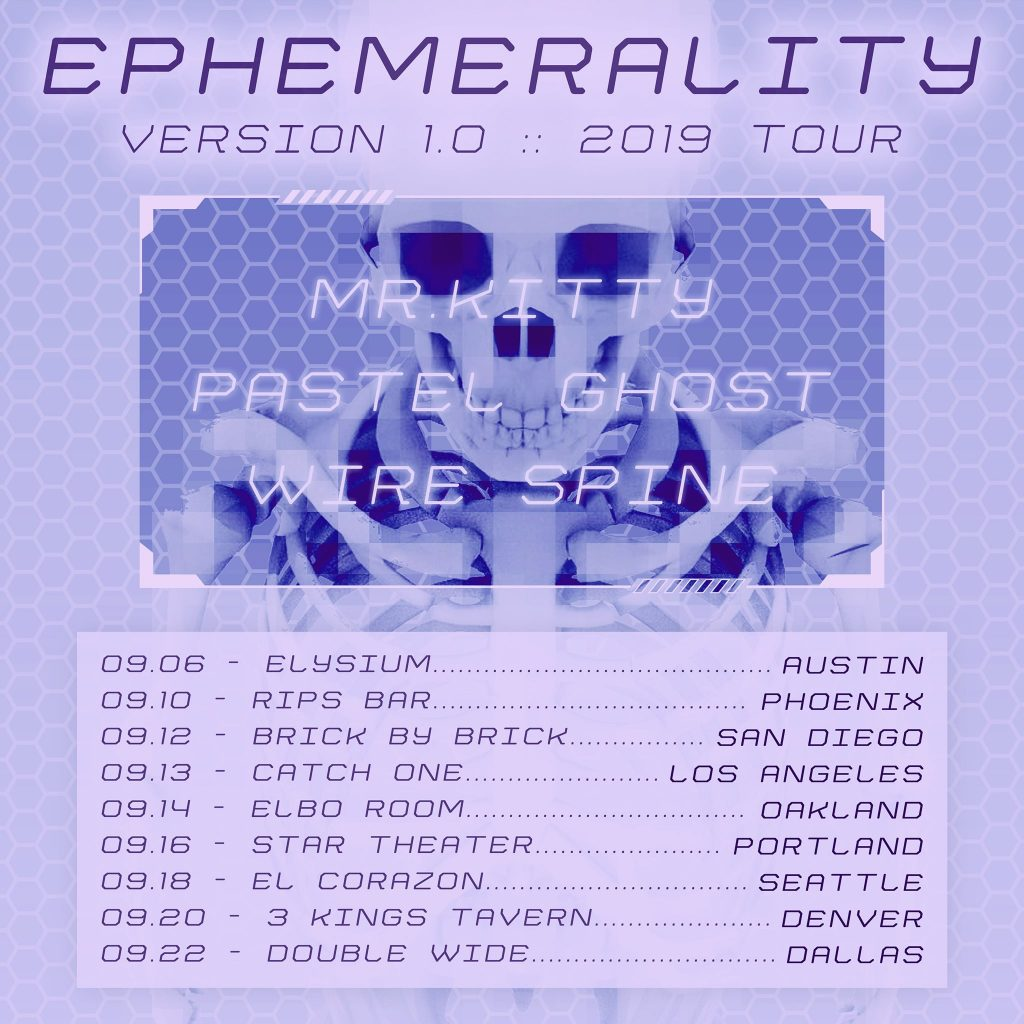 Pastel Ghost In Concert (Sep 12th)