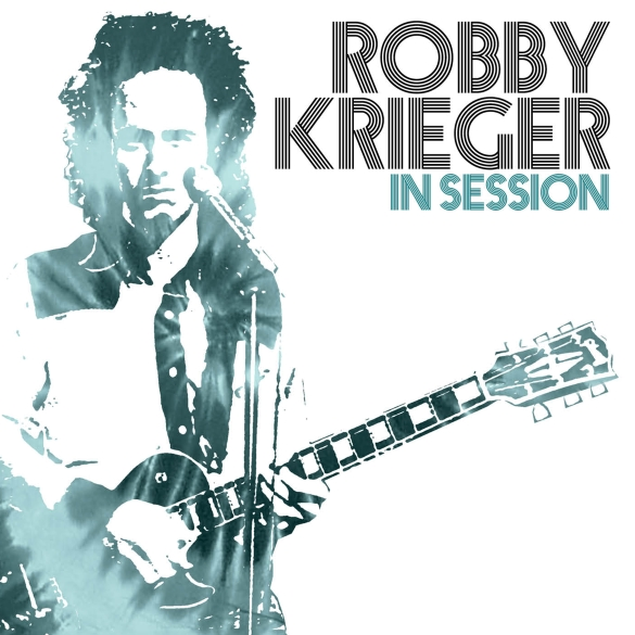 Rare Studio Sessions From Legendary Doors Guitarist Robby Krieger Featured On A Superb New Collection!