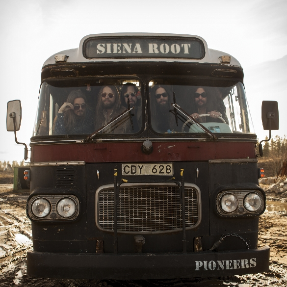 Stoner Rock Band From Sweden Siena Root Set To Conquer The States With Their New Album Pioneers!