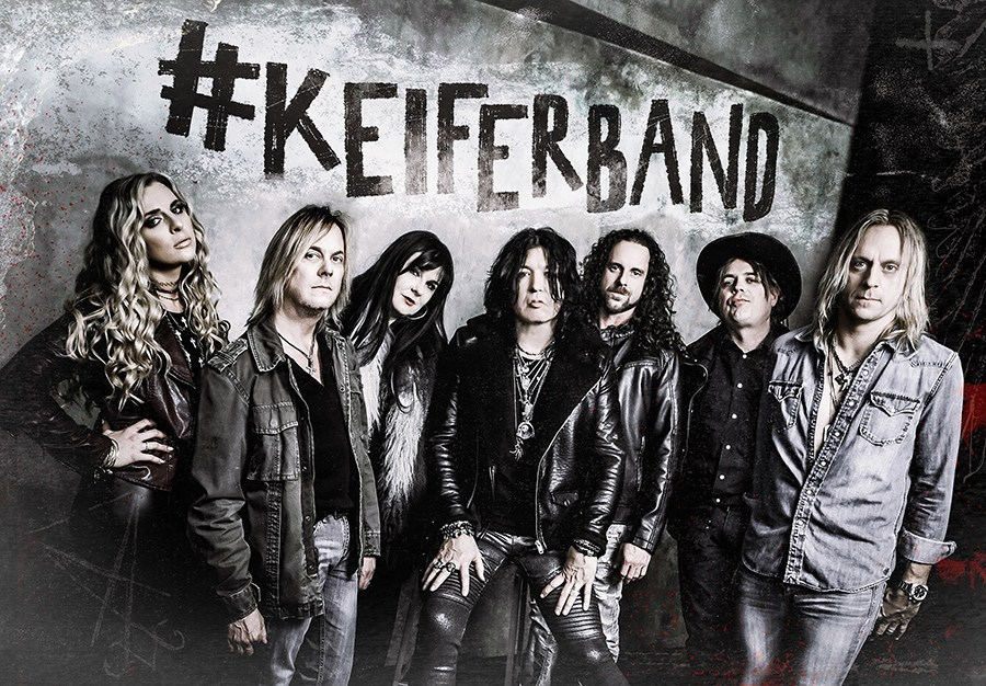 Tom Keifer On The 'Rise' Of The #Keiferband and Forging Their Powerful New Album!