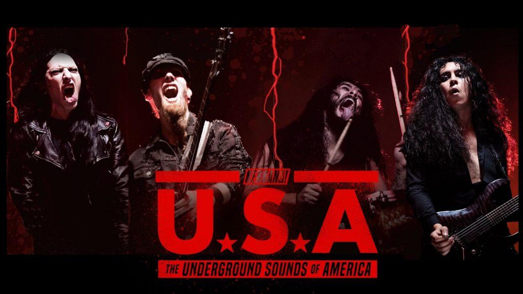 The Underground Sound of America (Vile a Sin)