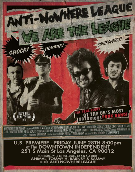 We Are The League - U.S. Premiere Friday June 28th