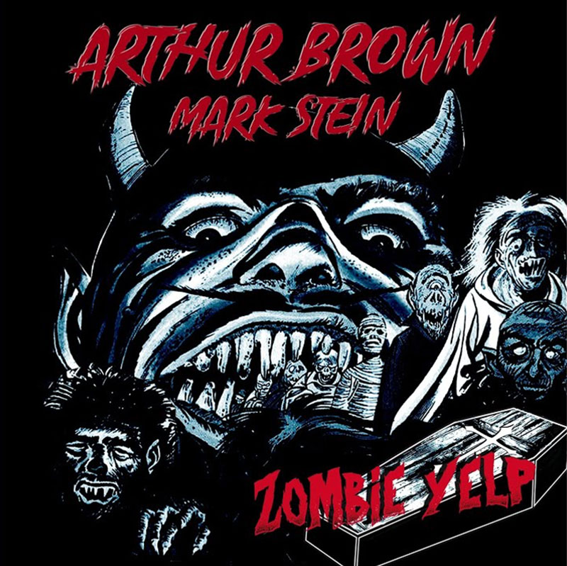 Arthur Brown - Zombie Yelp