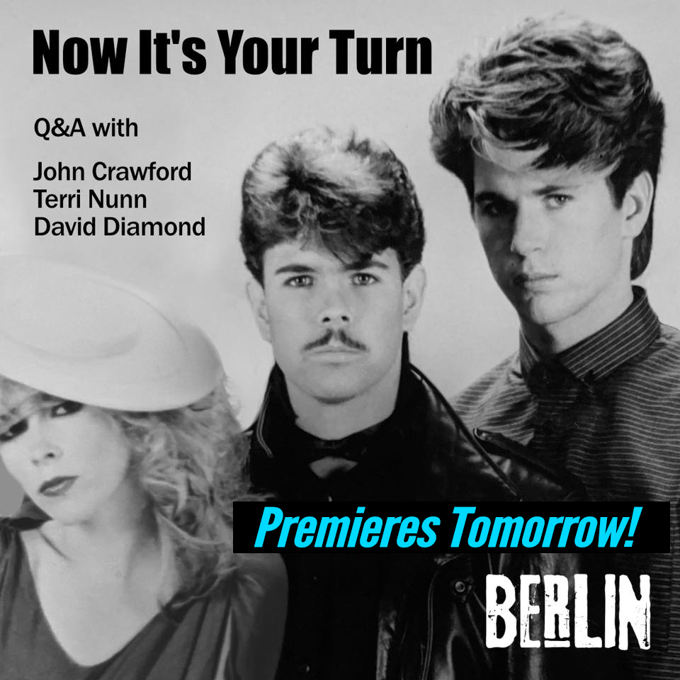 Now It's Your Turn - Berlin