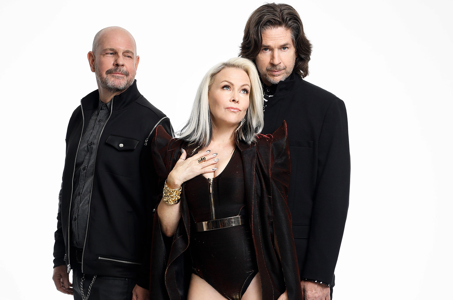 Berlin's Terri Nunn Talks Reuniting With Co-Founders for New Album & Sex In Your Fifties