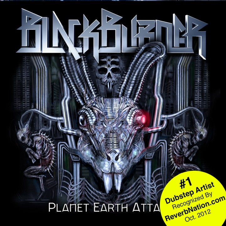 UK Review: Blackburner -Planet Earth Attack