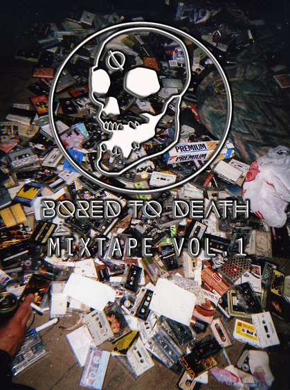 Cleopatra Records presents 'Featured Artist Mixtape Series' Bored to Death by Jesse Boredom