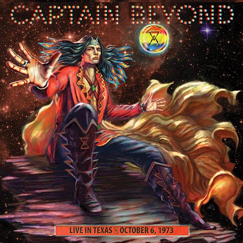 Review: Captain Beyond 'Live in Texas October 6, 1973'