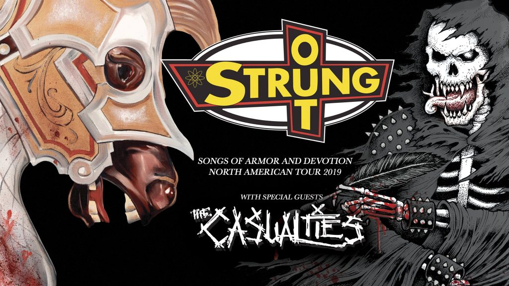 The Casualties Tour with Strung Out