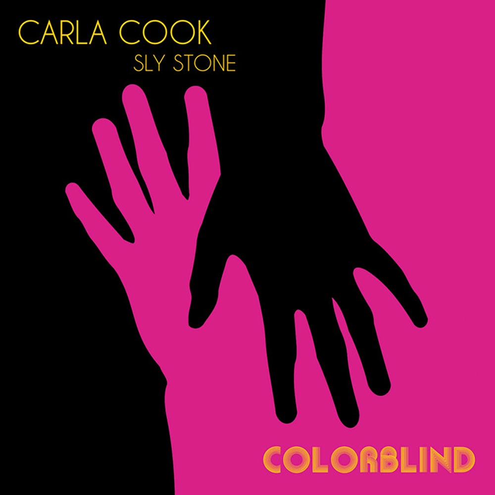 Carla Cook & Sly Stone - Colorblind