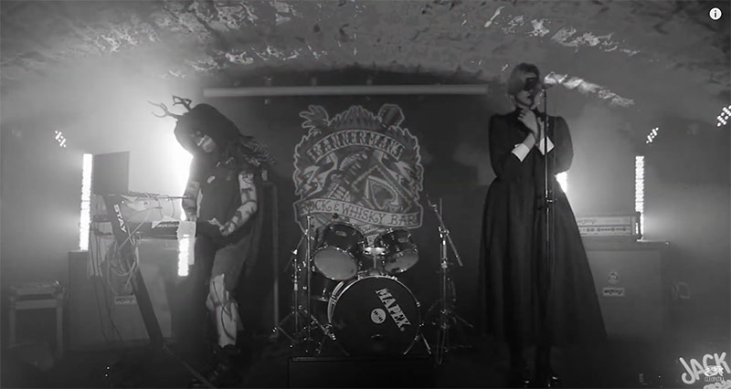 "Watch Witch of the Vale ""Commemorate"" (Greyscale Music Video)"