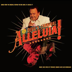 Alleluia! The Devil's Carnival (Original Motion Picture Soundtrack) (CD) Cleopatra Records