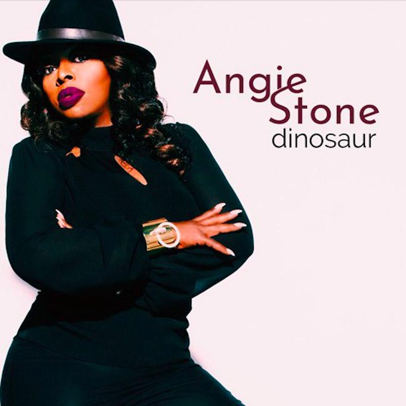 Angie Stone - Dinosaur