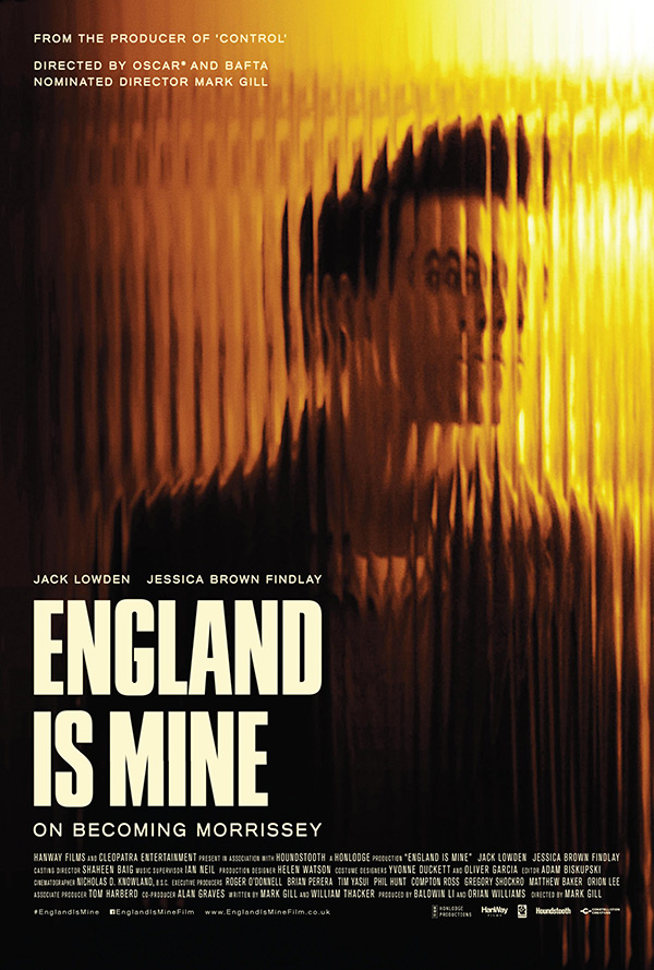 England is Mine - Poster