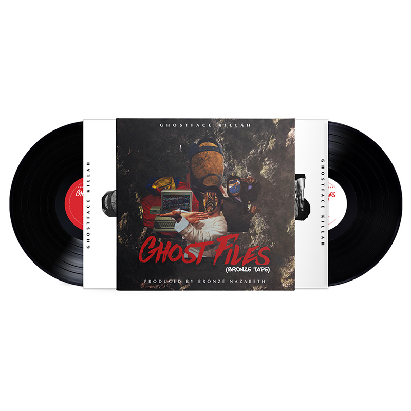 Ghostface Killah – Ghost Files