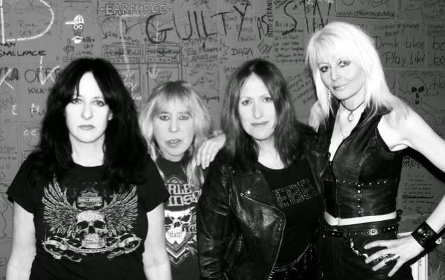 Girlschool: Two Never-Before-Released Early 1980s Concert Recordings To Be Made Available