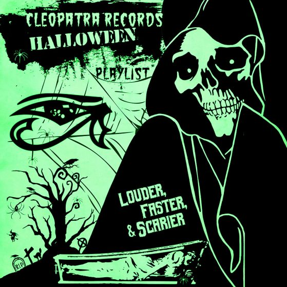 Halloween 2019 Cleopatra Records Playlist
