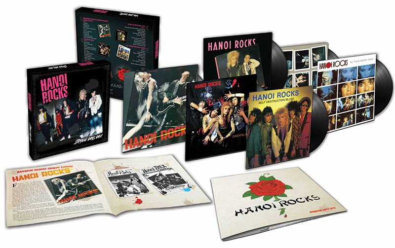 Cleopatra To Release Collector S Edition Box Sets From