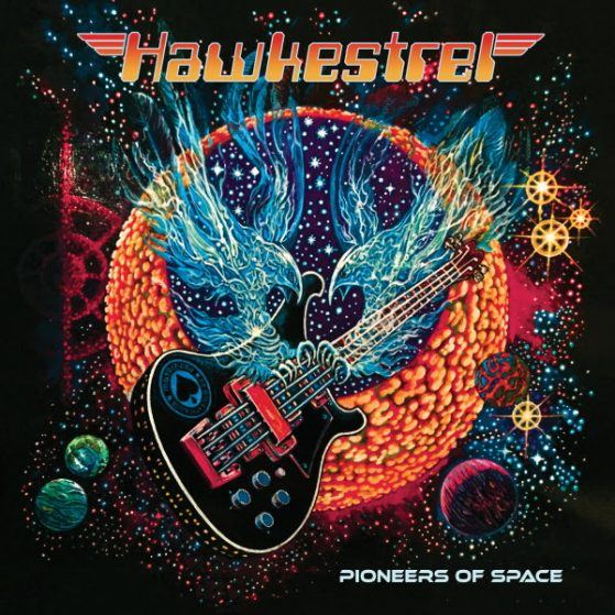 Hawkwind Supergroup Hawkestrel Release Second Album 'Pioneeres of Space Plus Single Featuring Robert Calvert!