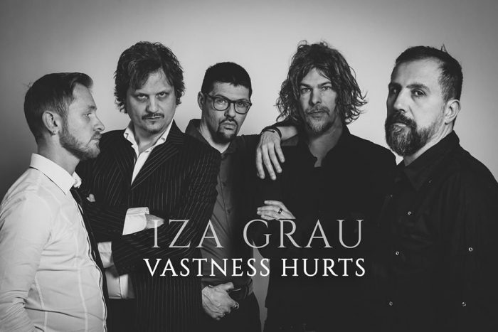 "IZA GRAU – Album Review: ""Vastness Hurts"""