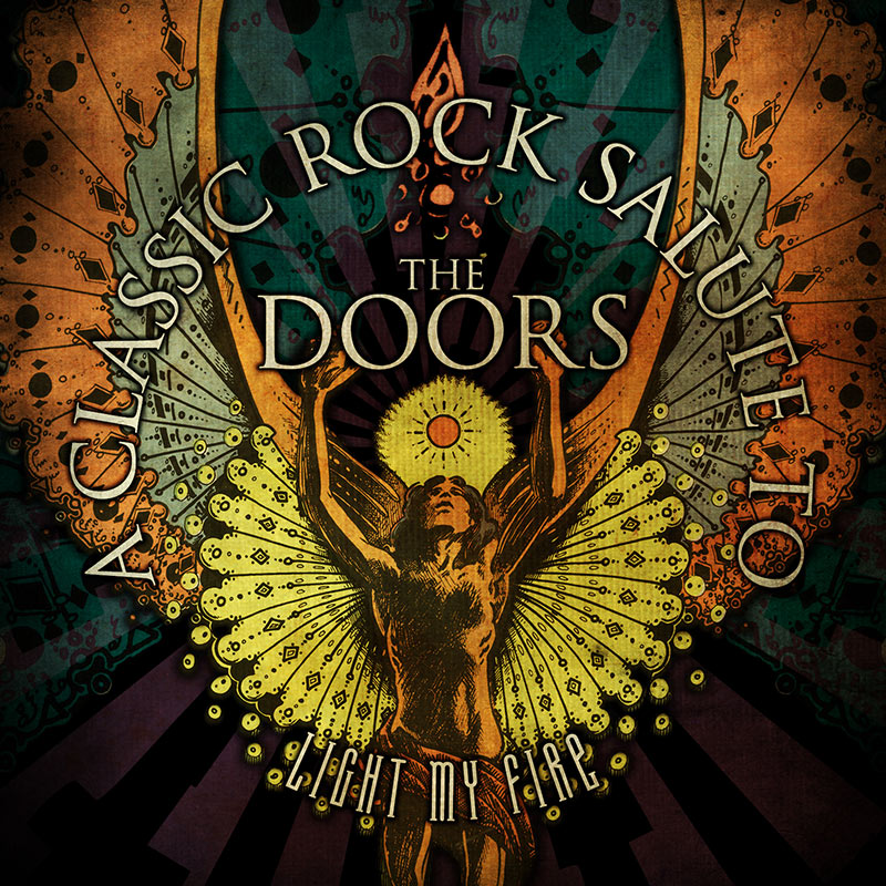 Deep Purple, Dream Theater, Yes, Foreigner Members Pay Tribute To The Doors on 'Light My Fire'